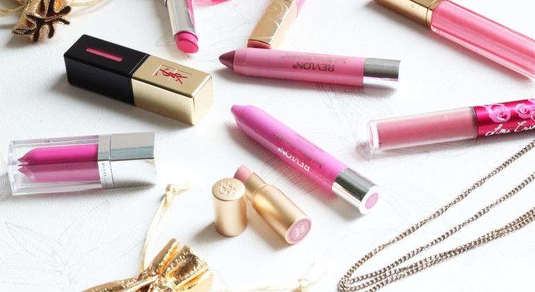 top ten pink lipsticks